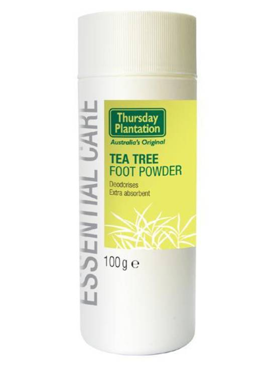 Thursday Plantation Tea Tree Foot Powder